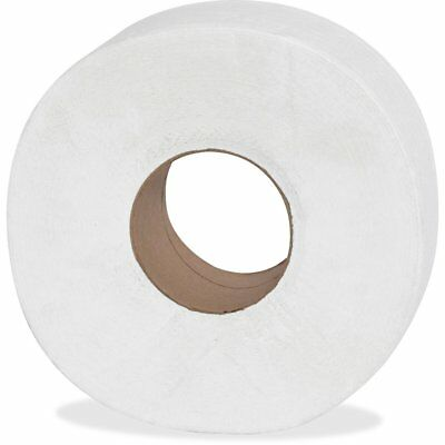 """12 Pack Jumbo Large 9"""" Roll Toilet Paper Tissue 2 ply Commercial Bathroom Office"""