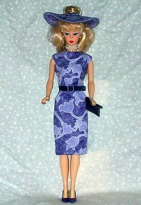 Handmade New Clothes Outfit For Vintage and Reproduction Barbie 14