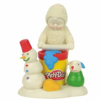 New Enesco, Snowbabies Guest Collection Play-Doh Pals