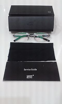 MONT BLANC MB0356X COL.04 Eyewear FRAMES NEW Glasses Optical Eyeglasses ITALY