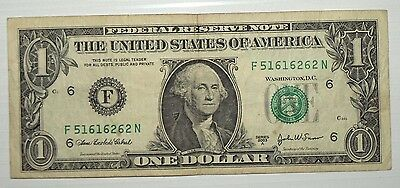 $1 US DOLLAR American Notes Series 2003 A