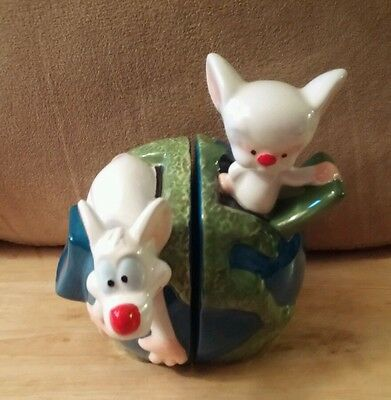 Pinky and the Brain Salt & Pepper Take Over the World 1998 Warner Brothers