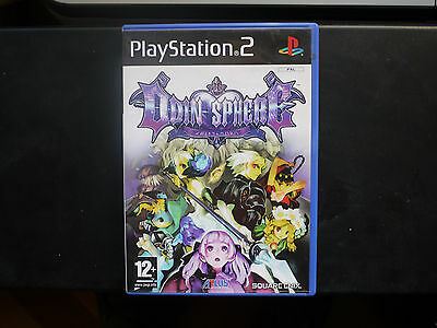 Odin Sphere - Sony PS2 - Atlus - PAL - Complete