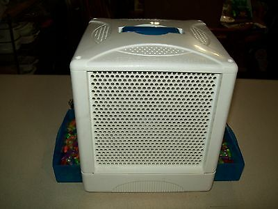 2001 Hasbro Lite Brite Bright Cube With Color Pegs 4 Sided Play