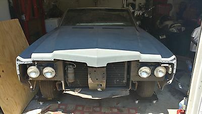1969 Olds Delta 88 Convertible w/ Big Block 455