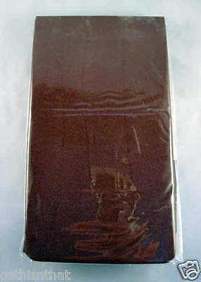 Pantyhose Footless  Coffee Brown Opaque NEW Women's Hosiery One Size Nylon