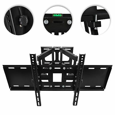 Tilt Swivel TV Wall Bracket Mount 40 42 46 50 55 60 65 70 inch LG SONY Samsung