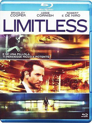 Limitless (Blu-Ray Disc)