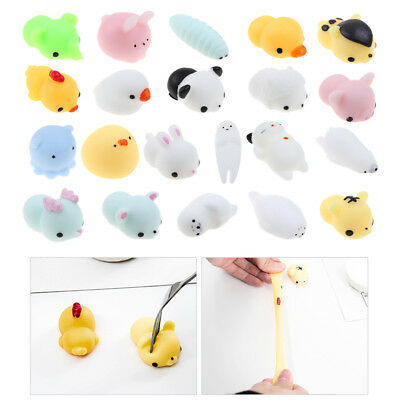 Funny Cute Stress Relief Toys Play Animal Autism Mood Vent Squeeze Toy Gifts AU
