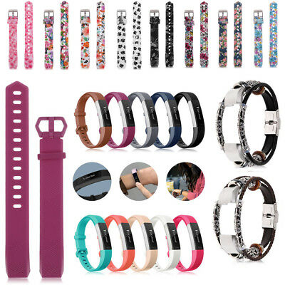 Replacement Silicone Wrist Watch Band Strap For Fitbit Alta / Alta HR Bracelet