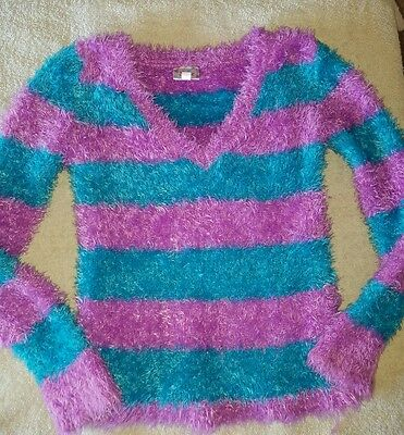 Justice Girls Sweater size 10