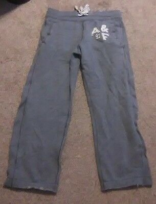 Abercrombie & Fitch Gray Sweat Pants S