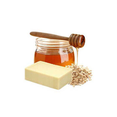 OATMEAL, MILK & HONEY Fragrance Oil for Candles, Soaps, Melts - 10ml to 2.5L