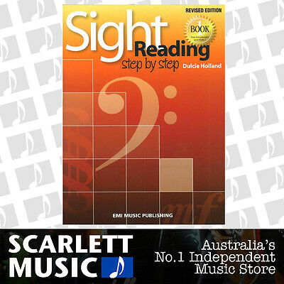 Sight Reading Step By Step Book 1 ( One / First ) Revised Edition Dulcie Holland