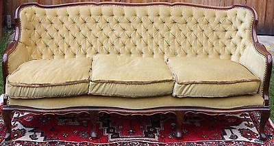 Chippendale Sofa Couch