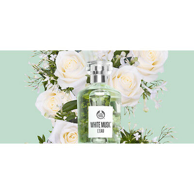 WHITE MUSK Fragrance Oil for Candles, Soaps, Melts - 10ml to 2.5L