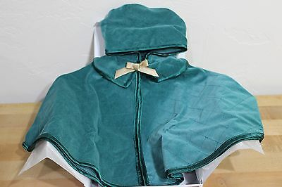 American Girl ELIZABETH QUILTED HOLIDAY CLOAK NEW IN BOX