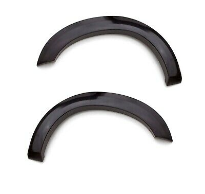 Lund EX129SA Pair Front Smooth BLK Extra-Wide Fender Flares for F-350 Super Duty
