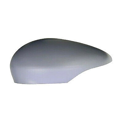 FORD FIESTA MK7 2008-2015 PRIMED DOOR WING MIRROR COVER Right Hand Side
