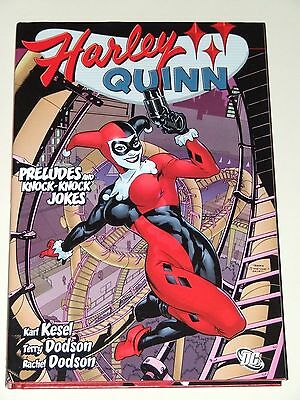 Harley Quinn - Preludes and Knock-Knock Jokes HC (2008 DC)