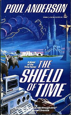 Poul Anderson, the Shield of Time