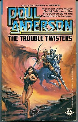 Poul Anderson, the Trouble Twisters