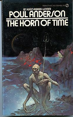 Poul Anderson, the Horn of Time