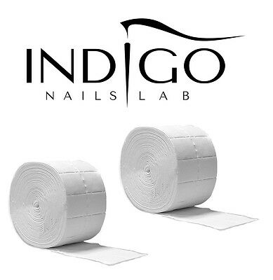Indigo Nail Wipes Cotton Removing Pads