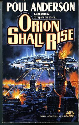 Poul Anderson, Orion shall Rise