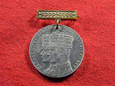 South Africa Medal  (lot B-001)