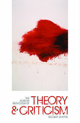 The Norton Anthology of Theory and Criticism by WW Norton & Co (Hardback, 2010)