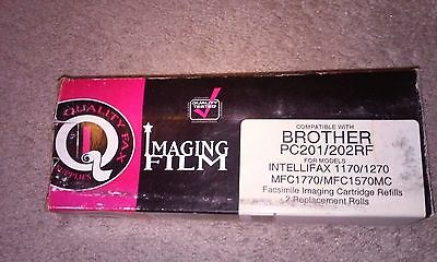 Fax Machine Imaging Film replaces Brother PC201/202RF