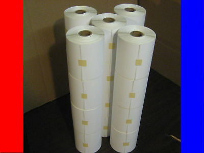 20 Roll 500 4x3 Direct Thermal Labels Zebra 2844 Eltron 10,000 labels*free ship*