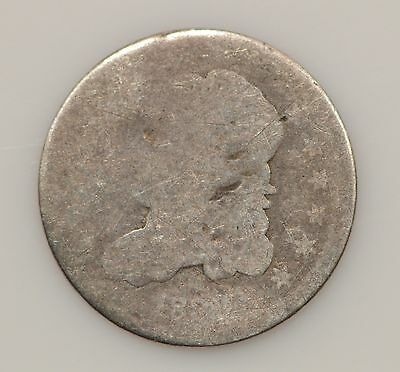 1830's Capped Bust Silver Half Dime *G17