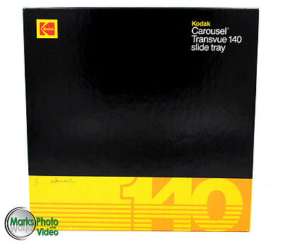Pack of 3 Kodak Carousel 140 Slide Trays