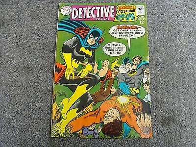 Detective Comics #371 (1968) 1st Appearance of TV Batmobile * 7.0 * FN/VF *