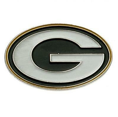 NFL Green Bay Packers Enamel Finish Crest Pin Badge Stud Fixed