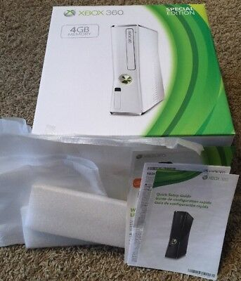 Xbox 360 120Gb Elite ☆ Empty Box, Manual & Inserts Only - No Console ☆Ships Fast