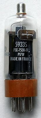 tube électronique emission 5933S = 807