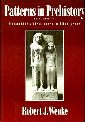 """Patterns in Prehistory Mankind's First 3 Million Years"" Peru Sumer Egypt Indus"