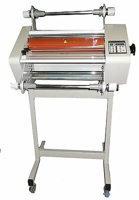 Laminator SG360 Hot / Cold Roll Laminating and Celloglazing Machine with stand