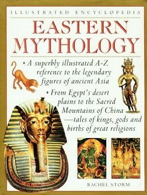 NEW Illustrated Encyclopedia Eastern Mythology Egypt Persia Sumer India China
