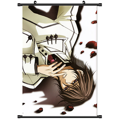 Anime Vampire Knight Wall Poster Scroll Home Decor Cosplay 1334