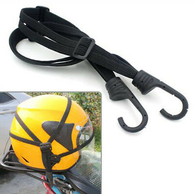 Fresh Motorcycle Luggage Helmet Net Rope Belt Cord Elastic Strap Cable String
