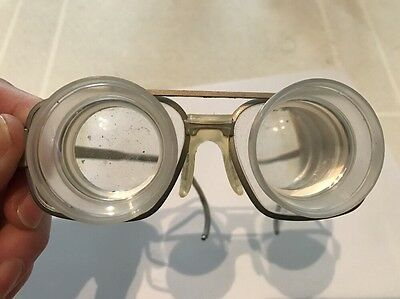 "Carl Zeiss ""Lupenbrille"" 7021  54-16 OBO 135 Germany"