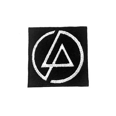 Linkin Park Embroidered Rock Patches Sew Iron On Badge Jacket Jeans Tag Applique