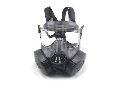 Face Protection Safety Mask Guard Toxic M50 Gas Mask Black