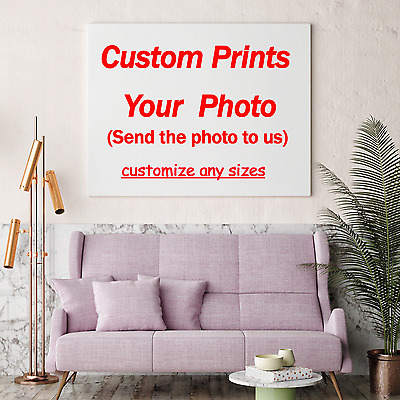 Custom Poster Any Size Art Fabric Print Canvas Silk Painting Wall Decor Gift 03