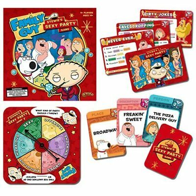 Family Guy Stewie's Party Game