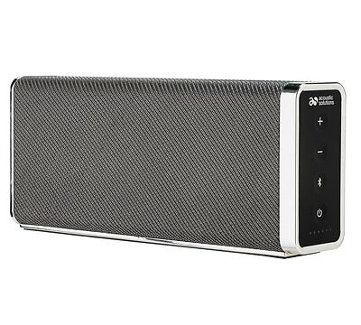 Acoustic Solutions Bluetooth Wireless Speakers - Black